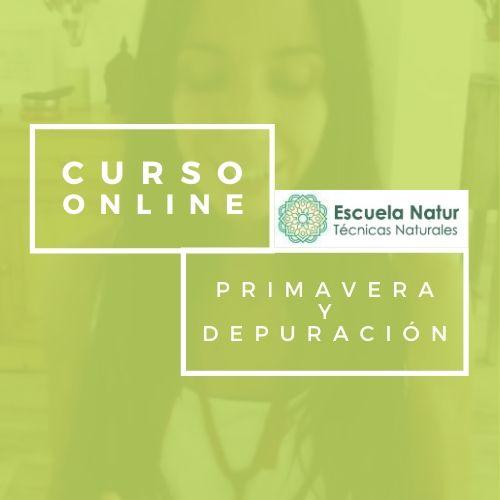 CURSO DETOX ONLINE – PRIMAVERA Y DEPURACIÓN