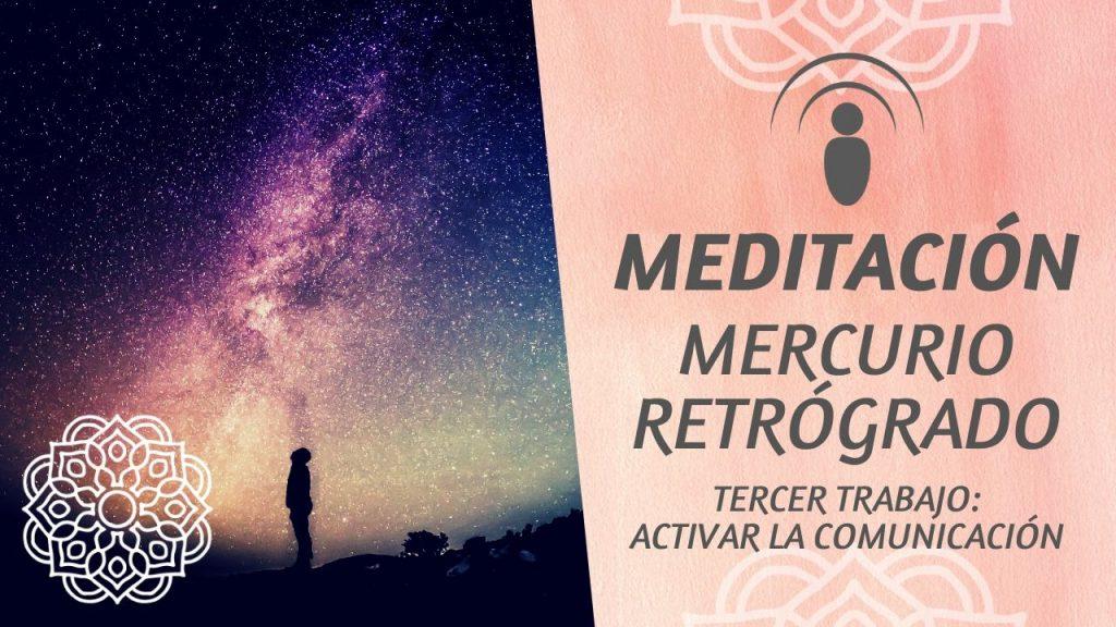 Mercurio Retrógrado: Tercer trabajo