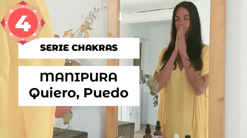 Serie Chakras Escuela Natur · Equilibrar tercer chakra Manipura
