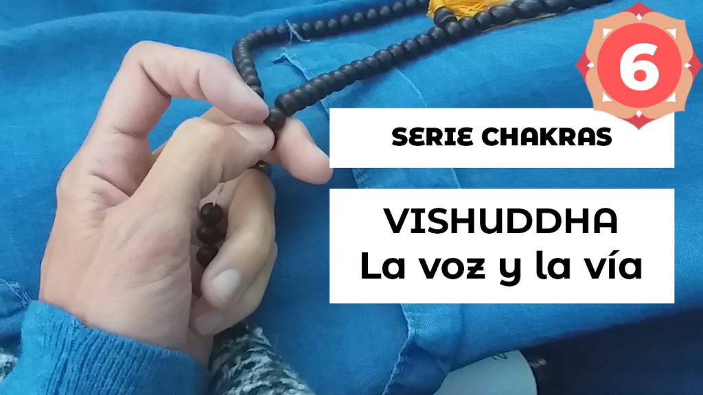 Serie Chakras Escuela Natur · Equilibrar quinto chakra Vishuddha
