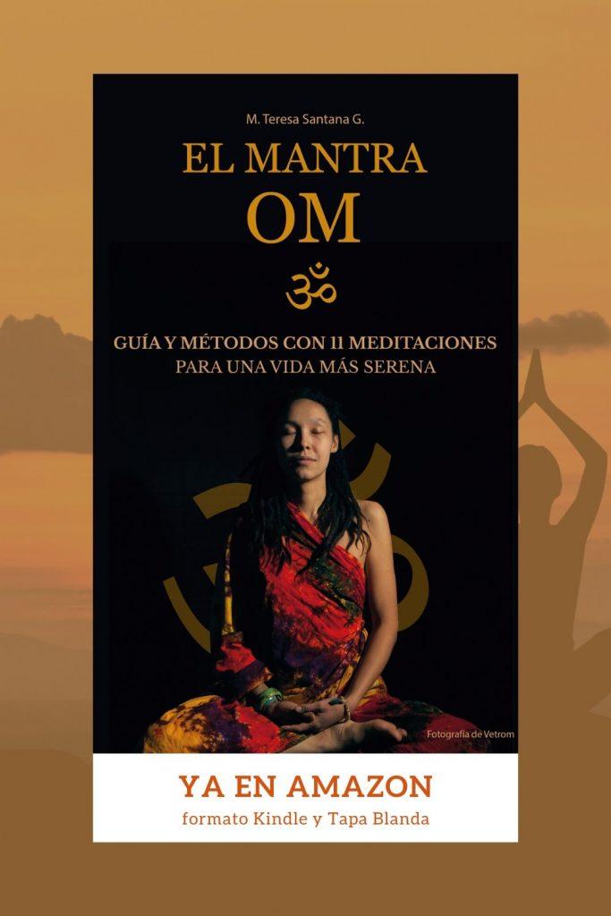 Libro el Mantra Om, con 11 meditaciones