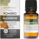 Aceite esencial de romero alcanfor Terpenic Labs